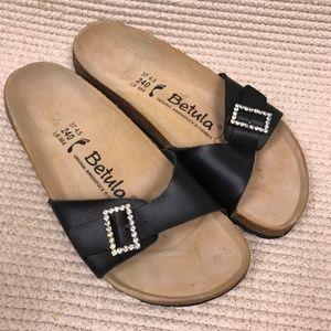 BETULA BIRKENSTOCK Madrid Style Sandals Sz 6 Ladie